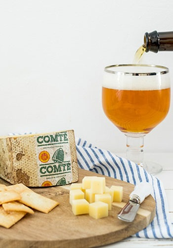 Comté & Bière d'abbaye