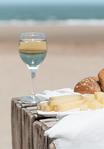 Comté & witte wijn